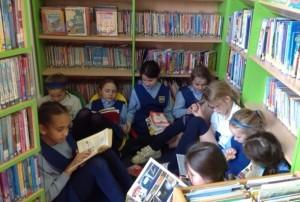 Library cosy corner