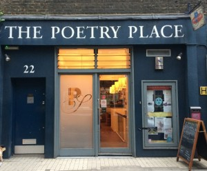 Poetry Soc -venue