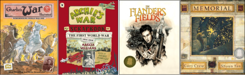 WW1 picture books