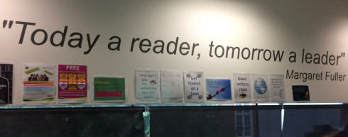 Today a reader tomorrow a leader City of London Academy Islington